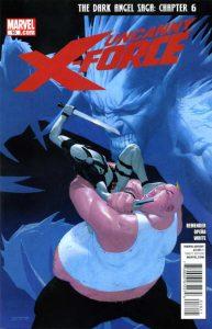Uncanny X-Force #16 (2011)