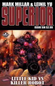 Superior #6 (2011)