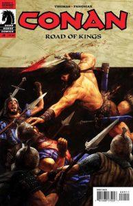 Conan: Road of Kings #9 (2011)