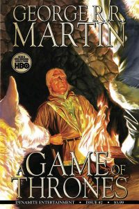 George R. R. Martin's A Game of Thrones #2 (2011)