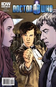 Doctor Who #10 (2011)