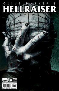 Clive Barker's Hellraiser #8 (2011)