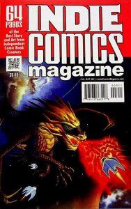 Indie Comics Magazine #3 (2011)