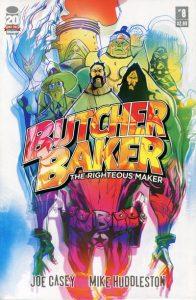 Butcher Baker, the Righteous Maker #8 (2011)