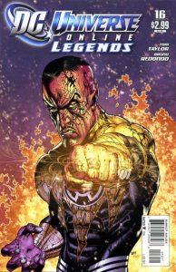 DC Universe Online Legends #16 (2011)