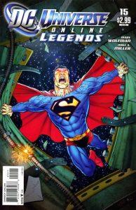 DC Universe Online Legends #15 (2011)