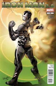 Iron Man 2.0 #10 (2011)