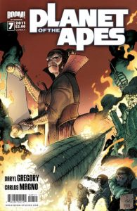 Planet of the Apes #7 (2011)