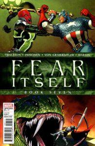 Fear Itself #7 (2011)
