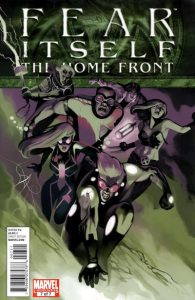 Fear Itself: The Home Front #7 (2011)
