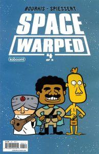 Space Warped #4 (2011)