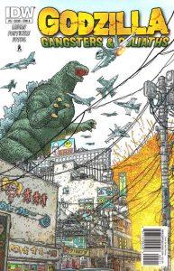 Godzilla: Gangsters and Goliaths #5 (2011)