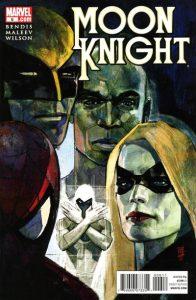 Moon Knight #6 (2011)