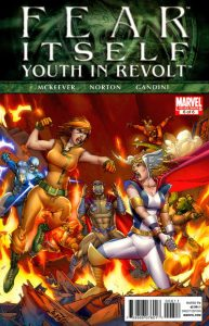 Fear Itself: Youth in Revolt #6 (2011)