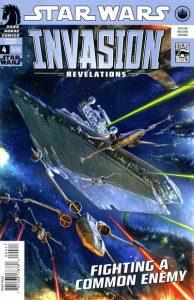 Star Wars: Invasion - Revelations #4 (2011)