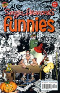Sergio Aragonés Funnies #4 (2011)