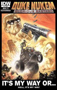 Duke Nukem: Glorious Bastard #4 (2011)