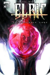 Elric: The Balance Lost #4 (2011)