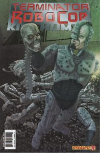 Terminator / RoboCop: Kill Human #4 (2011)