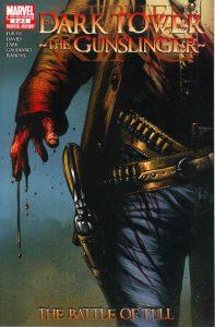 Dark Tower: The Gunslinger - The Battle of Tull #5 (2011)