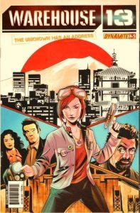 Warehouse 13 #3 (2011)