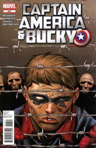 Captain America and Bucky #623 (2011)