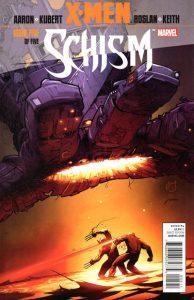 X-Men: Schism #5 (2011)