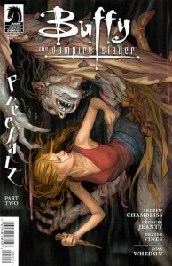Buffy the Vampire Slayer Season 9 #2 (2011)