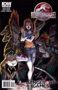 Jurassic Park: Dangerous Games #2 (2011)