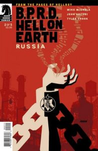 B.P.R.D. Hell on Earth: Russia #2 [83] (2011)