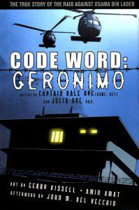 Code Word: Geronimo #[nn] (2011)