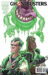 Ghostbusters #2 (2011)
