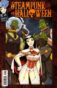 Steampunk Halloween #1 (2011)