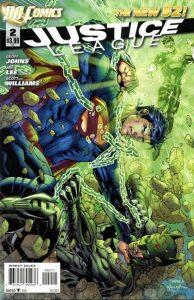 Justice League #2 (2011)