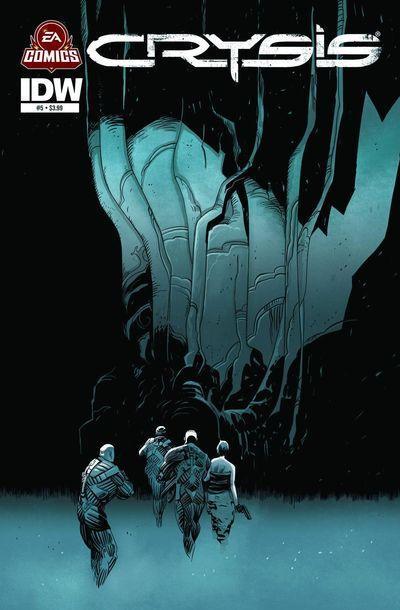Crysis #5 (2011)