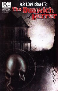 H.P. Lovecraft's: The Dunwich Horror #1 (2011)