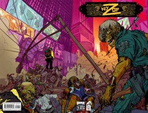 Key of Z #1 (2011)