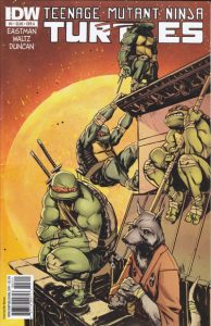 Teenage Mutant Ninja Turtles #3 (2011)