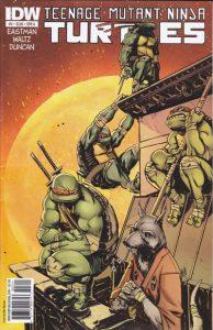 Teenage Mutant Ninja Turtles #3 (2011)