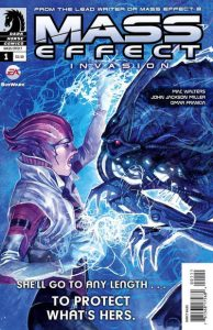 Mass Effect: Invasion #1 (2011)