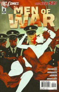 Men of War #2 (2011)