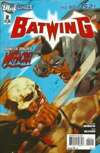 Batwing #2 (2011)