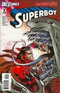 Superboy #2 (2011)