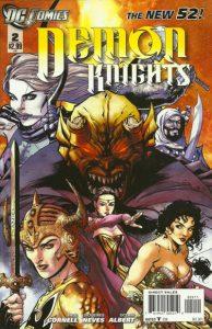 Demon Knights #2 (2011)