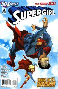 Supergirl #2 (2011)