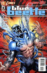 Blue Beetle #2 (2011)