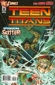 Teen Titans #2 (2011)