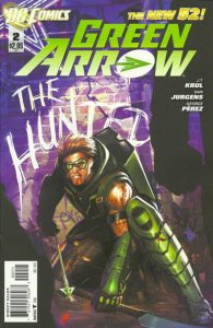Green Arrow #2 (2011)