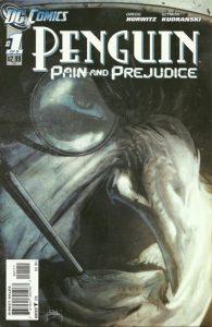 Penguin: Pain & Prejudice #1 (2011)