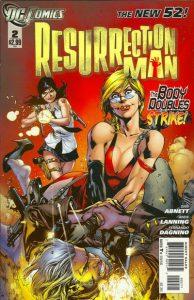 Resurrection Man #2 (2011)